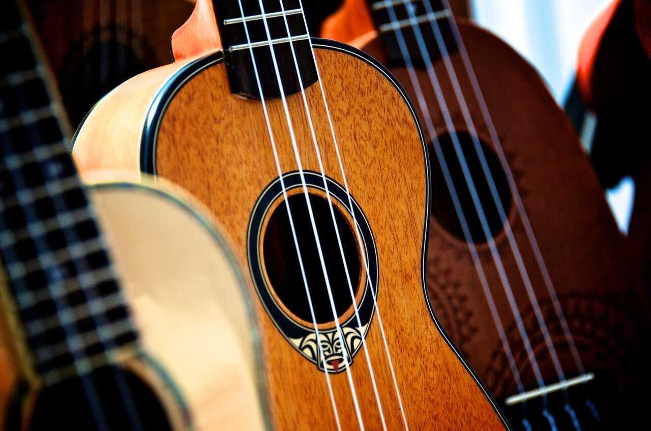 guitare ou ukulélé